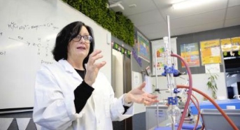 CGA Student Science Practicals